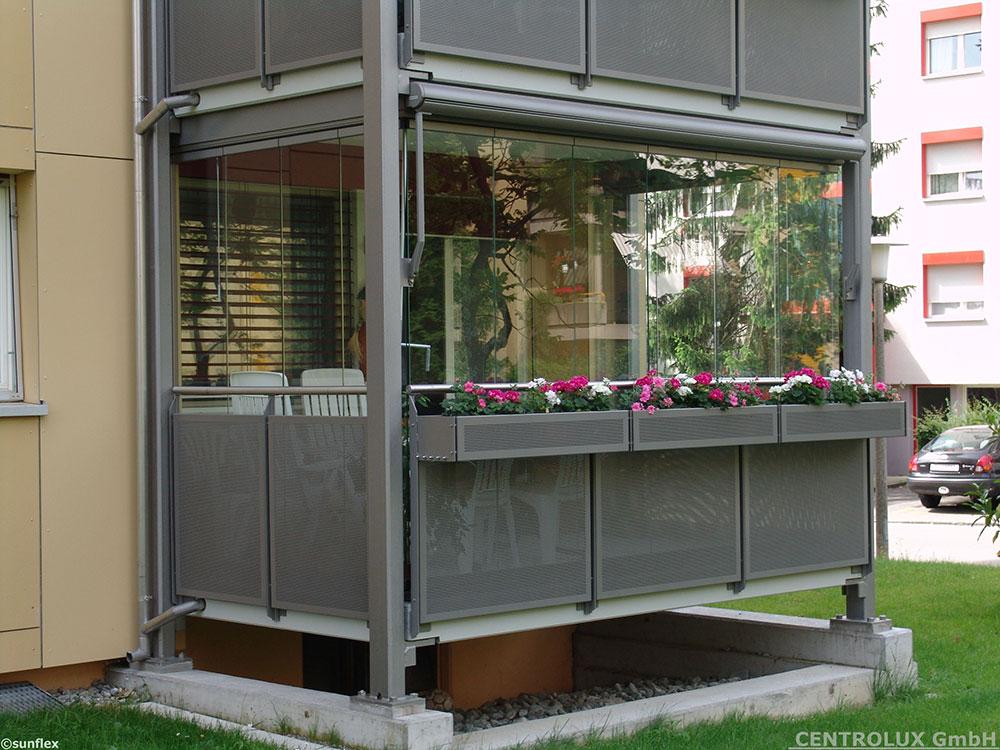 Schiebe Systeme Centrolux Graz Wintergarten