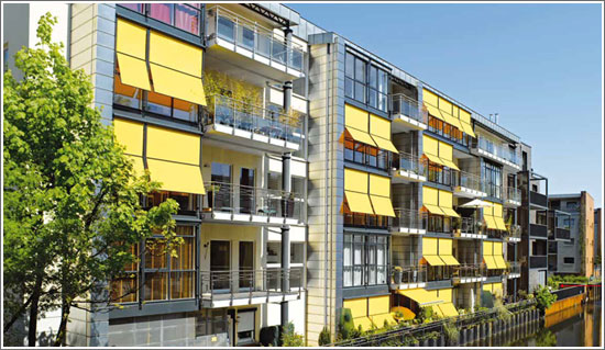 Sonnenschutz Centrolux Graz